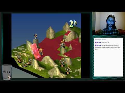 Final Fantasy Tactics 1.3 #2-1: Rolling High