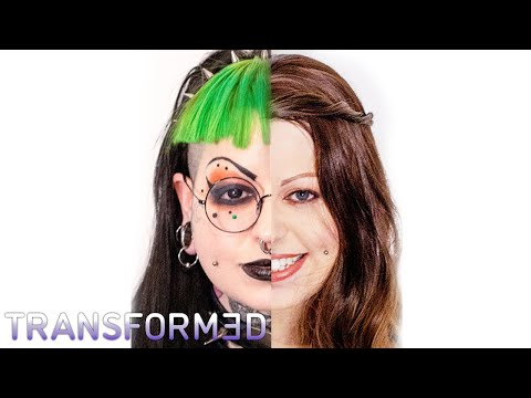From Extreme Goth To 'Basic' - How Will My Husband React?   TRANSFORMED
