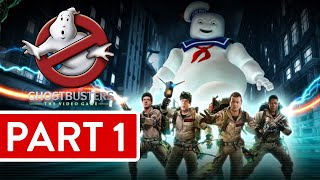 Ghostbusters: The Video Game (2009) [078] PC Longplay/Walkthrough/Playthrough (Part 1 of 2)