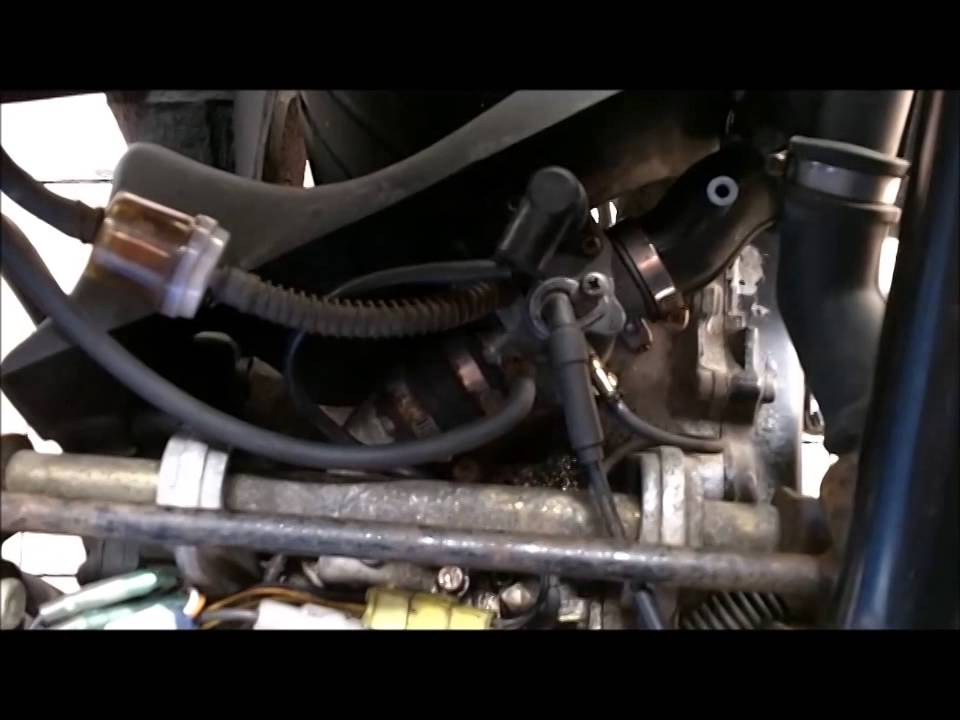 maxresdefault tgb 202 classic 50cc 2 stroke carb removal and clean youtube tgb 101s wiring diagram at sewacar.co