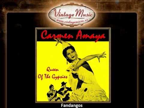 Carmen Amaya - Fandangos (VintageMusic.es)