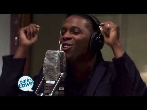 Leslie Odom Jr. Previews his holiday jazz CD