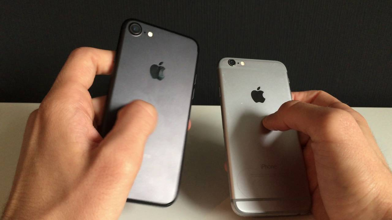 Unterschied Iphone  Und Iphone