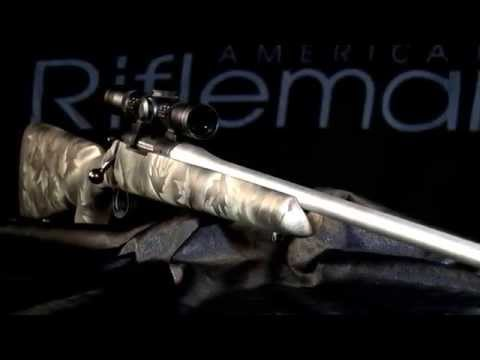 american-rifleman-television---melvin-forbes-and-his-rifles