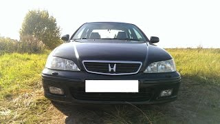 Обзор Honda Accord VI CG8 (1.8i)