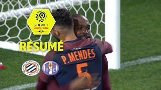 Montpellier Hérault SC - Toulouse FC (2-1)  - Résumé - (MHSC - TFC) / 2017-18
