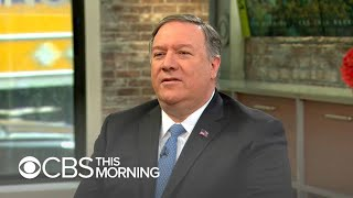 """Mike Pompeo talks China threats, """"confident"""" there will be 3rd North Korea summit"""
