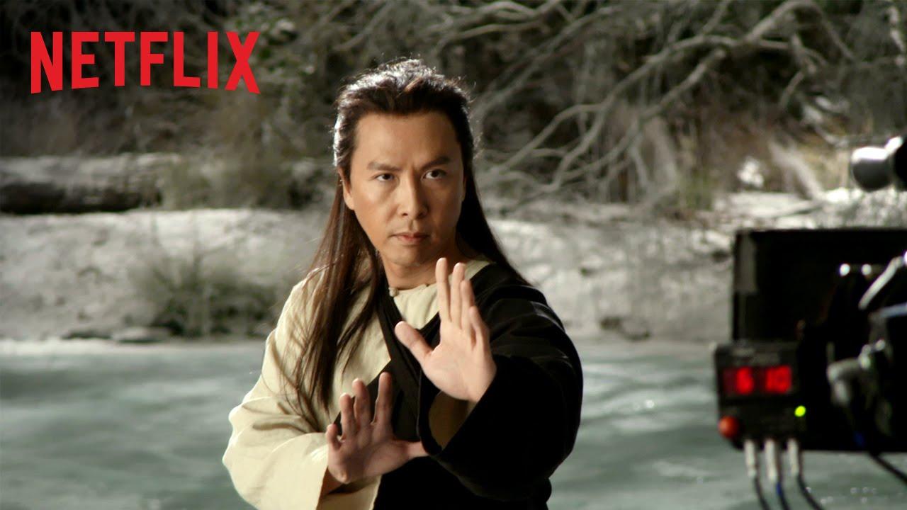 Crouching Tiger, Hidden Dragon: Sword of Destiny | Les Coulisses | Netflix France