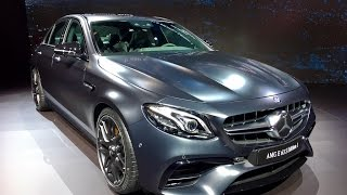 2018 Mercedes-AMG E63 S – Redline: First Look – 2016 LAAS