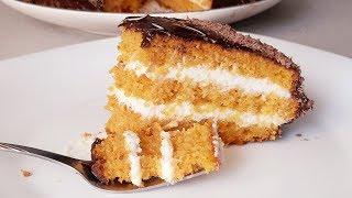 В таком виде морковь изумительно вкусная не оторваться Сочный морковный торт