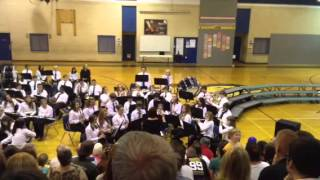 Fox chapel middle spring concert