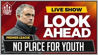 Man United vs Watford | MOURINHO Snubs Youth