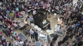 O Fortuna (Orff) - Ex Cathedra with CBSO Percussion at Birmingham Weekender