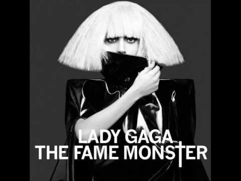 So Happy I Could Die  LADY GAGA  The Fame Monster FULL SONG
