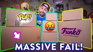 HUGE Post NYCC 2019 Funko Pop Mystery Mail Haul + FAIL!