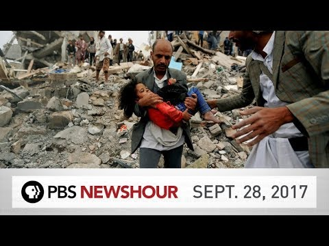 PBS NewsHour Sept. 28, 2017