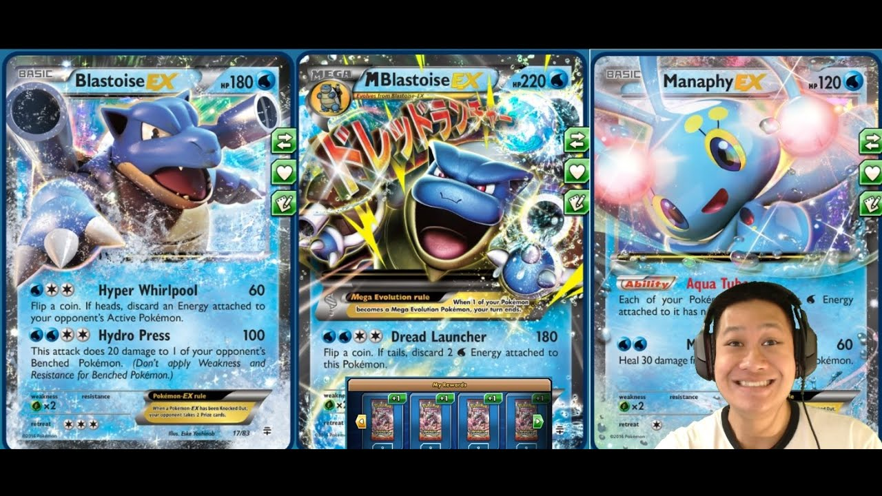 New Generations Mega Blastoise Ex Deck in Totally the Most ... Wailord Pokemon Card