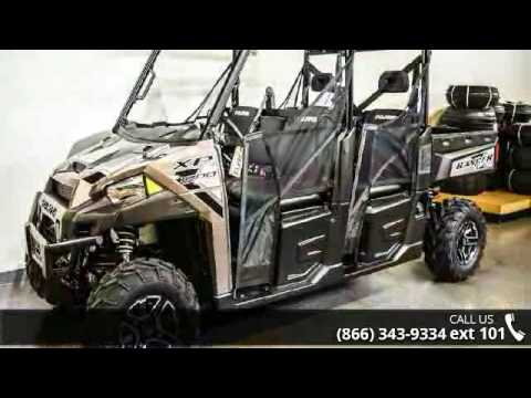 2017 polaris ranger crew xp 1000 eps nara bronze riden youtube. Black Bedroom Furniture Sets. Home Design Ideas