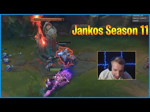 G2 Jungler Season 11...Jankos Diving...LoL Daily Moments Ep 1236