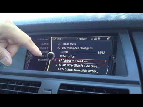iDrive Music Deletion