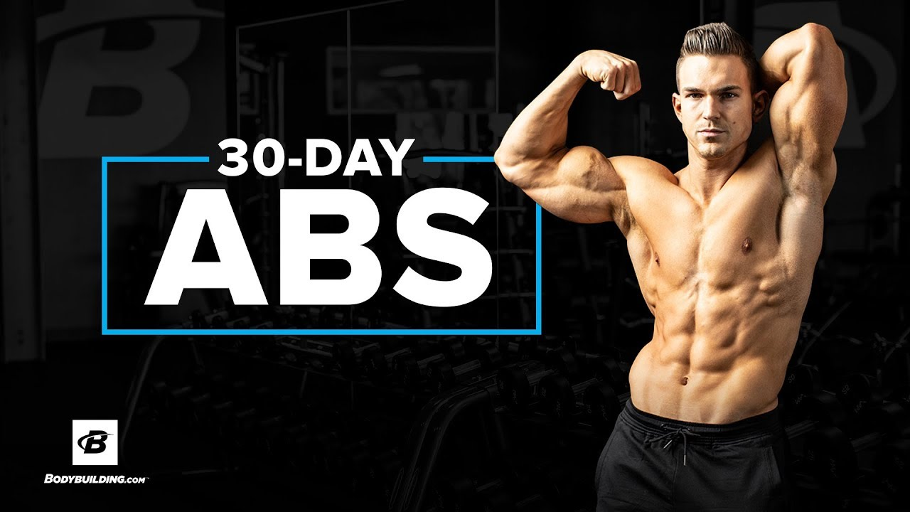 Image result for BBcom Featuring: Program Overview | 30-Day Abs with Abel Albonetti