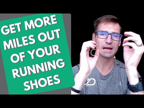 How to get more miles out of your running shoes