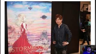Final Fantasy XIV: Famitsu Interview w/ Yoshi-P on Stormblood thumbnail