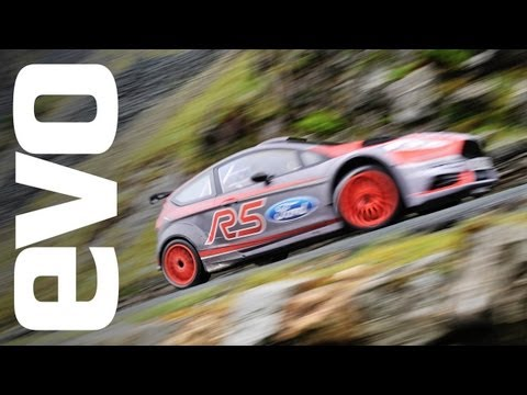 Ford Fiesta R5 rally car driven | evo TV