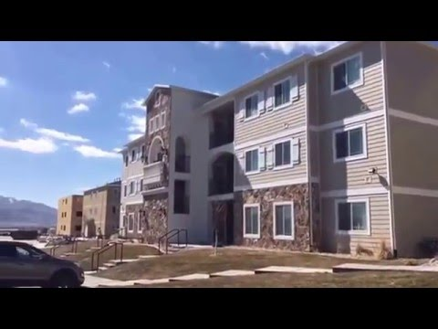 Condos for Rent in Salt Lake City: Saratoga Springs 3BR/2BA by Property Management in Salt Lake City