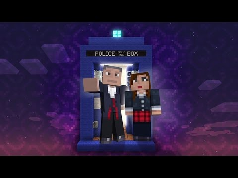 Minecraft's Doctor Who Client Mod (Open Alpha)
