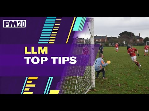 FM20 Tips | Tips For Football Manager 2020 Lower Leagues