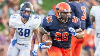 Hope College v. Defiance College - NCAA D3 Men's Football