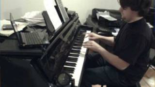 Megaman II - Metal Man Theme - Piano