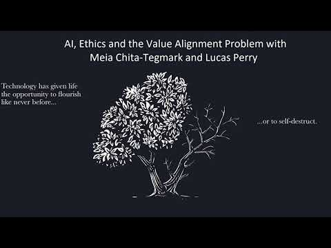 AI, Ethics, and the Value Alignment Problem with Meia Chita-Tegmark and Lucas Perry