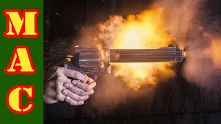 HOLY Hand Cannons! The Big Boomers and Red Neck Science!