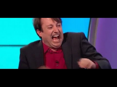 David Mitchell completely loses it