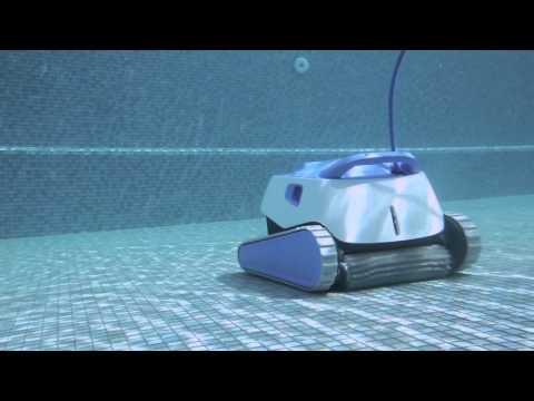 Robot piscine zodiac vortex 1 3 4 funnydog tv for Robot piscine racer