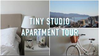 Gambar cover Tiny Studio Apartment Tour