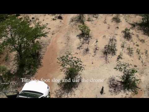 Lobengulas grave site