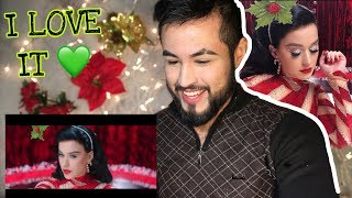 KATY PERRY  Cozy Little Christmas |  REACTION  🎄