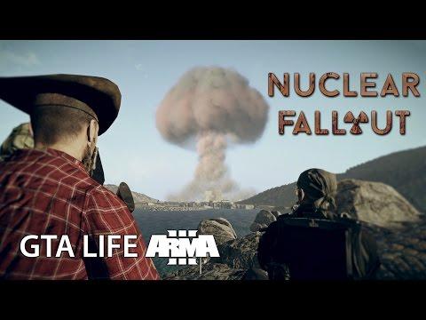 » NUCLEAR FALLOUT « Banküberfall, der Vergeltungsschlag in ARMA 3 GTA [4K] [2/2]