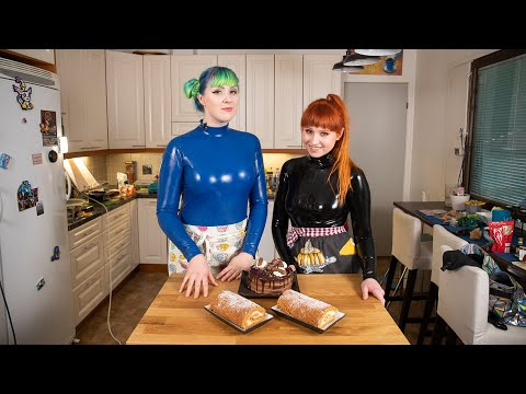 Latex catsuit girl in transparent skin Toxic Girls from YouTube · Duration:  1 minutes 55 seconds