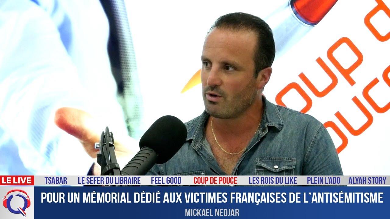 Pour un mémorial dédié aux victimes françaises de l'antisémitisme - cdp#329