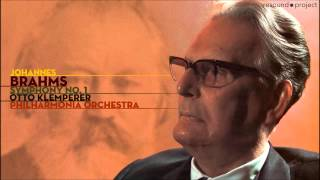 Brahms - Symphony No.1, op.68 - Klemperer, Philharmonia (1956 STEREO)