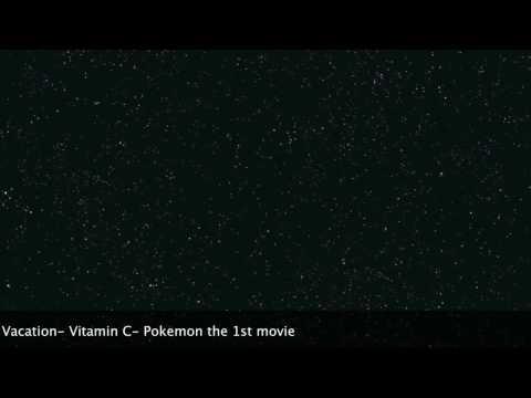 Vacation- Vitamin C