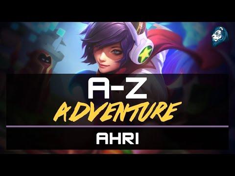 AHRI Vs the World - A-Z Adventure - Episode 2