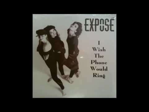 Exposé - I Wish The Phone Would Ring (Dub House Mix)