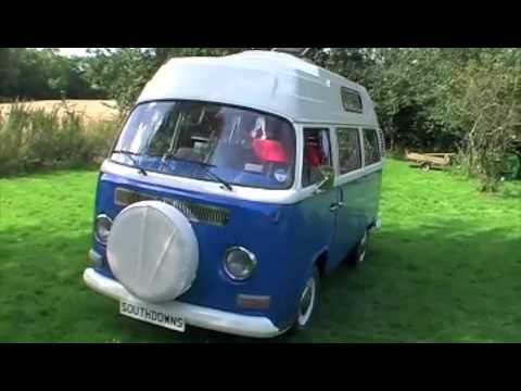 Maisie A Lovely Holdsworth Hi Top 4 Berth Diesel Vw T