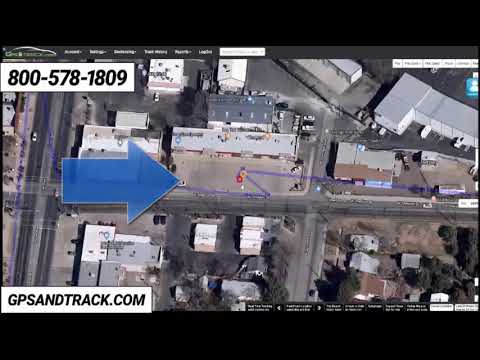 Fleet GPS Trackers Catches Employee Using Company Vehicle For Personal Use