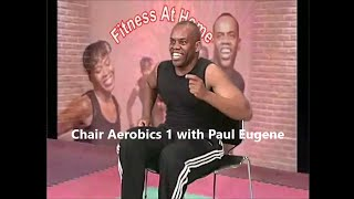 Chair Aerobics 1 Full Version! 100% Seated Fun Energetic Workout! | Sit and Get Fit!